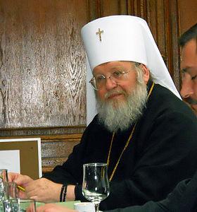 Митрополит Иларио́н (в миру Игорь Алексеевич Капра́л)