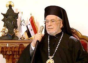 Патриарх Антиохийский Игнатий IV