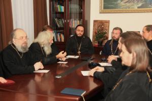 Расширенное заседание Епархиального совета Архангельской епархии