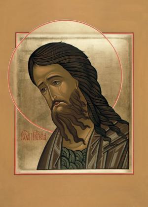 Пророк, Предтеча и Креститель Господень Иоанн