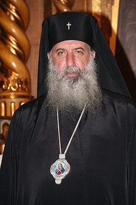Митрополит Зугдидский и Цаишский Герасим