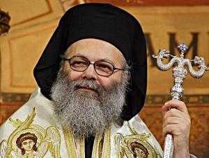 Патриарх Антиохийский Иоанн X