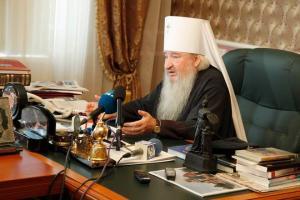 Митрополит Челябинский и Златоустовский Феофан