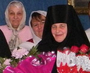Погибшая монахиня Людмила (Пряшникова)