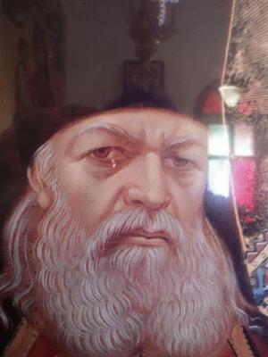 В Греции заплакала икона архиепископа Крымского Луки