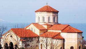 Храм Святой Софии в Трапезунде