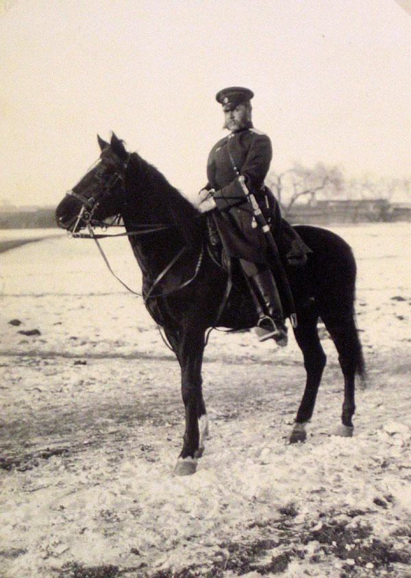 Генерал-лейтенант П.К. фон Ренненкампф на фронте русско-японской войны