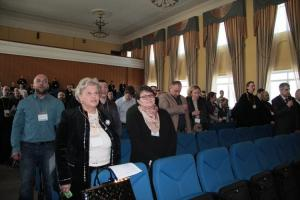 На съезде руководителей церковных реабилитационных центров