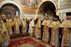 Торжества в честь 400-летия Киевской духовной академии