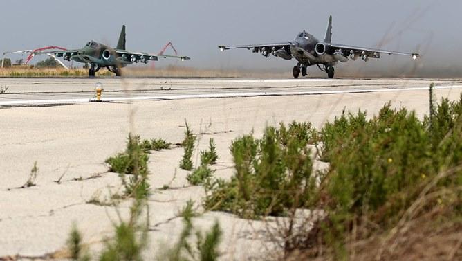 Путин: Российская Федерация внесла решающий вклад вразгром террористов вСирии