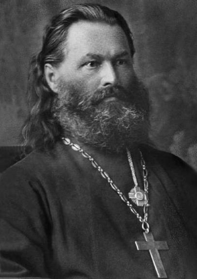 Протоиерей Василий Соколов
