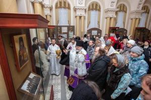 В Александро-Невской лавре Санкт-Петербурга открылся музей