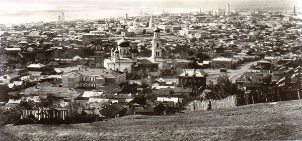 Покровск Саратовской губернии