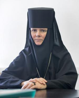 Игуменья Ксения Чернега