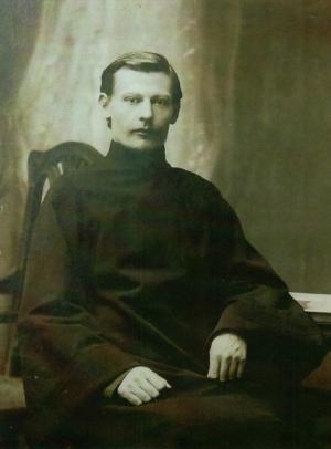 Священник Иоанн Степанович Рождественский (1872-1922)