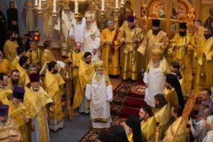 Освящение храма в Мюнхене
