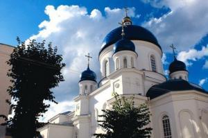 Михайловский собор в Житомире