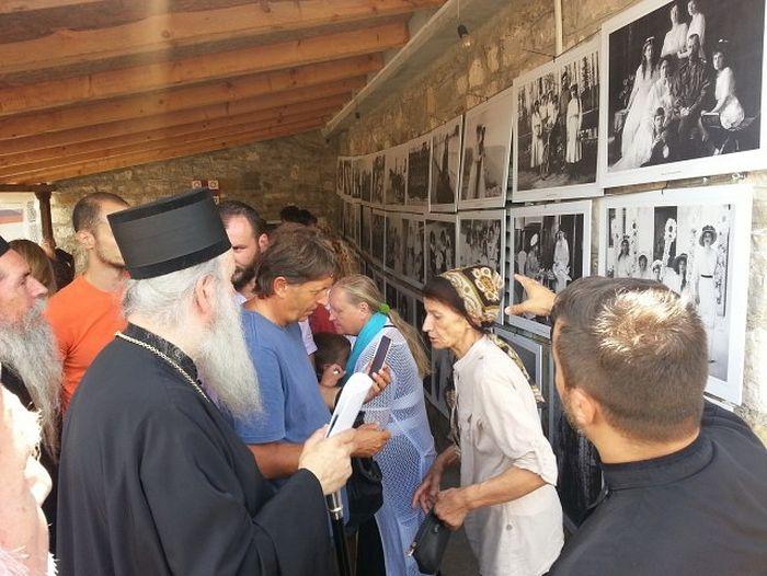 Выставка Навстречу Русскому Царю в Черногории