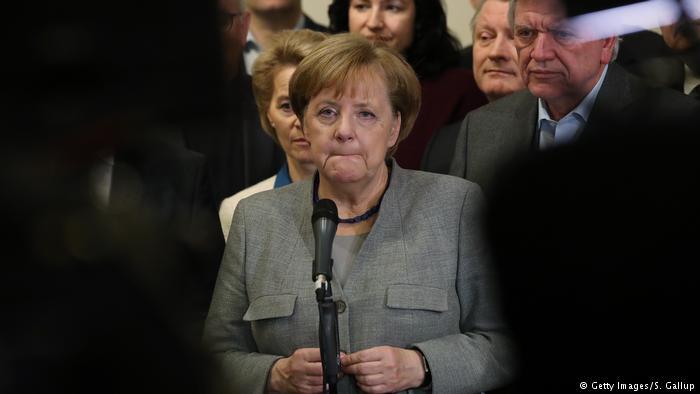 ВГермании назвали вероятного преемника Меркель