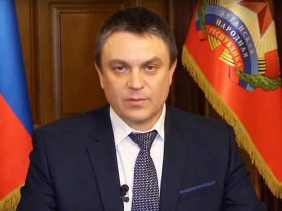 Игорь Плотницкий оставляет пост руководителя ЛНР