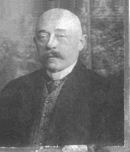 Дед, Петр Михайлович Арцыбушев. Фото из архива А.П. Арцыбушева