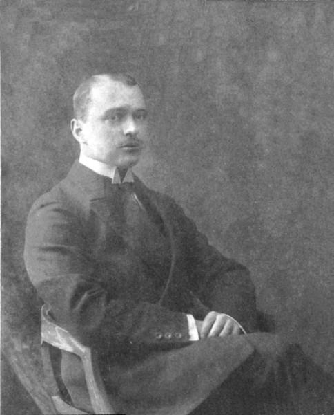 Папа, Петр Петрович Арцыбушев. Фото из архива А.П. Арцыбушева