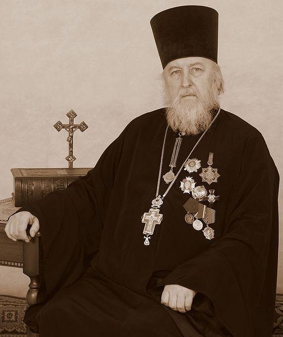 Протоиерей Геннадий Нефёдов