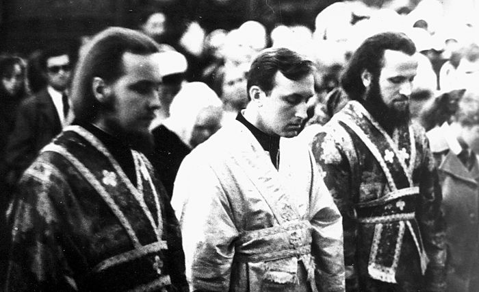 Иеродиакон Антоний (Кузнецов), Геннадий Нефёдов, иеродиакон Аристарх (Станкевич)