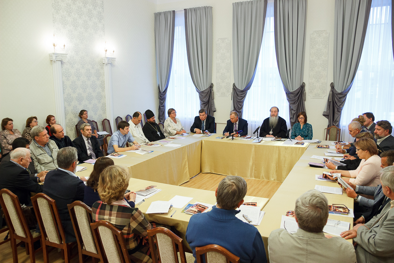 В Новосибирске прошло заседание Совета по культуре и образованию ВРНС