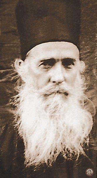 Схимонах Онисифор (Ищенко)