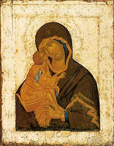 Икона Божией Матери Донская. Празнование 19 августа/1 сентября