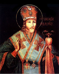 Святитель Иоасаф (Горленко), Белгородский чудотворец, дни памяти 4/17 сентября и 10/23 декабря