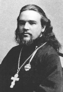 Протоиерей Михаил Владимирович Митроцкий