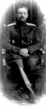 Генерал-майор В.О.Каппель накануне весеннего наступления 1919 г.