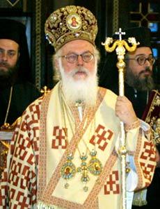 Архиепископ Тиранский и всея Албании Анастасий