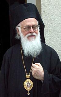 Блаженнейший Анастасий, Архиепископ Тиранский и всей Албании, Митрополит Тирано-Дурресско-Эльбасанский