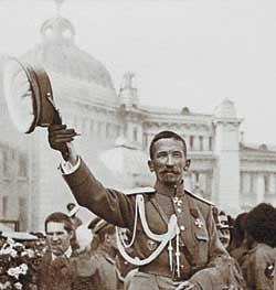 Генерал Л.Г. Корнилов