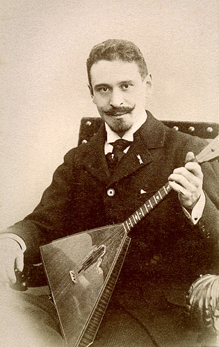 Василий Васильевич Андреев