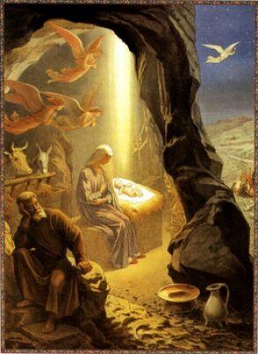 Григорий Гагарин. Рождество Христово