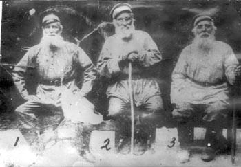Первые переселенцы