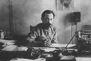 7.Председатель ВЧК Ф.Э.Дзержинский. 1921 г