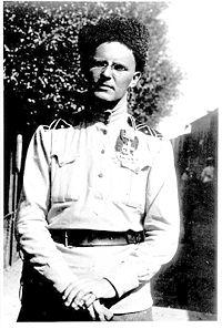 Генерал Добровльческой армии Н.К.Тимановский