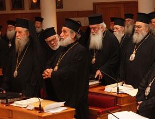 Архиереи Элладской Православной Церкви