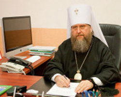 Митрополит Астанайский и Казахстанский Александр (Могилев)