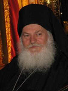 Игумен Ватопеда архимандрит Ефрем