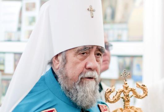Митрополит Омский и Тарский Владимир (Иким)