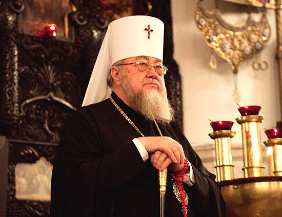 Блаженнейший Митрополит Варшавский и всей Польши Савва