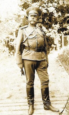 Генерал Павел Карлович фон Ренненкампф