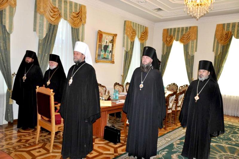 Синод Молдавской Церкви