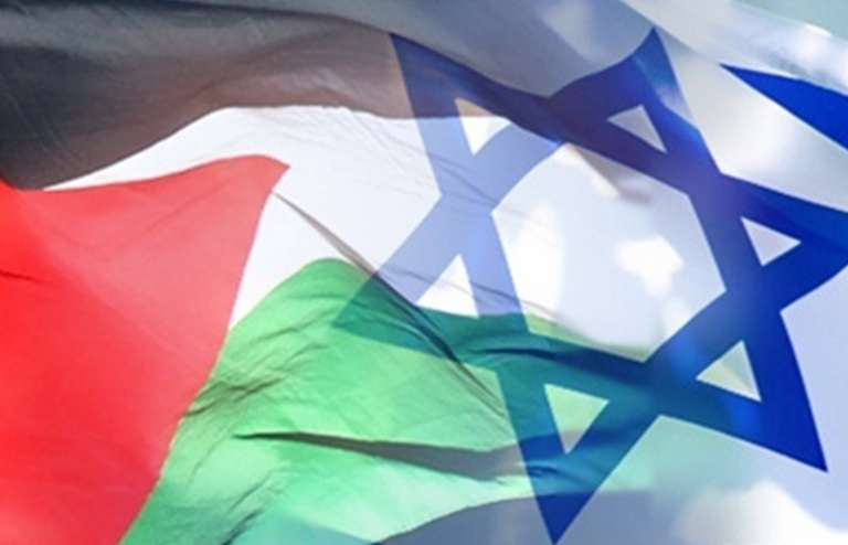 Коллаж Израиль-Палестина